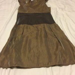 Dress, Shell, Lining
